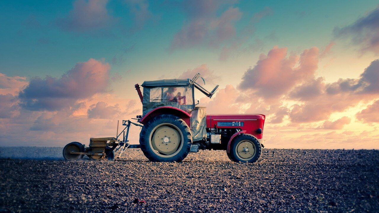 steps to get a neglected tractor engine started
