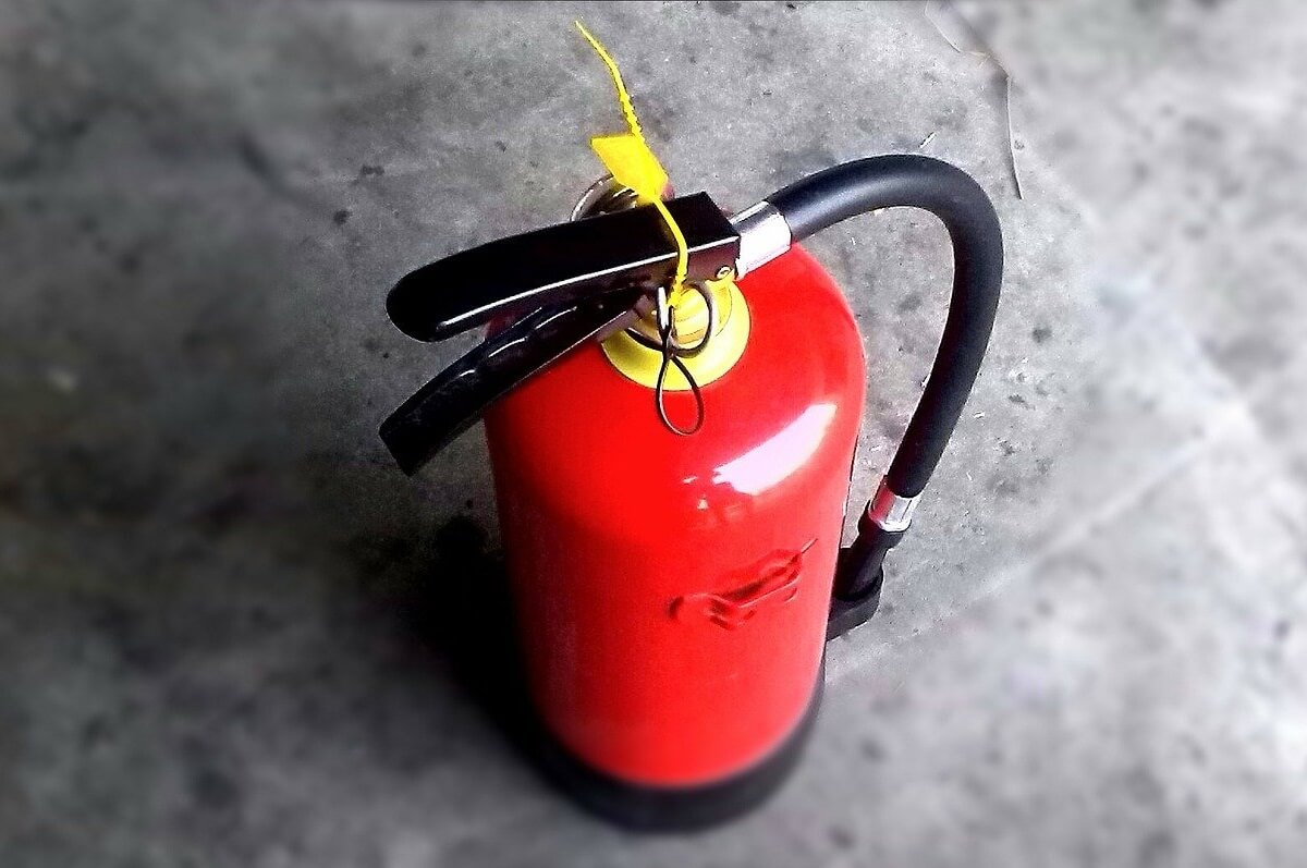 best fire extinguisher for farm