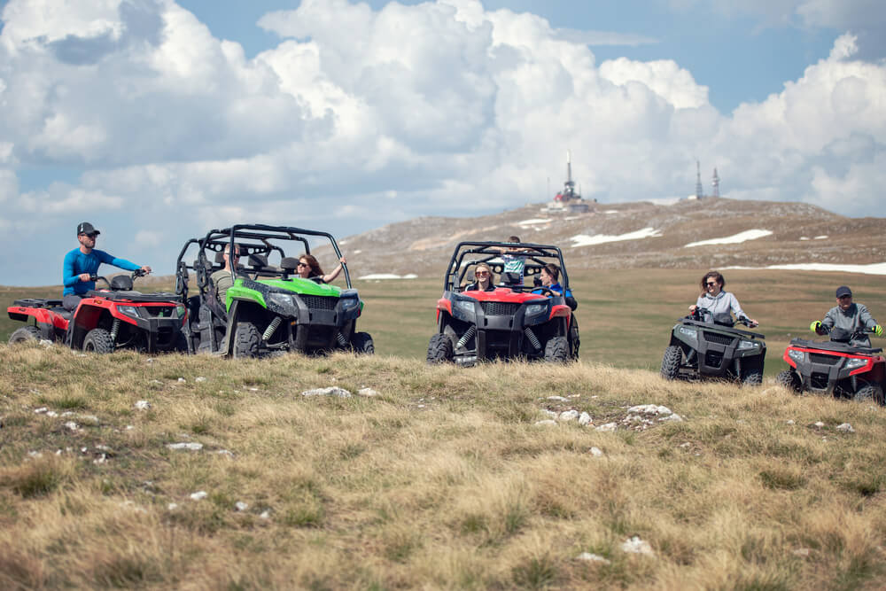 should you get an atv or utv