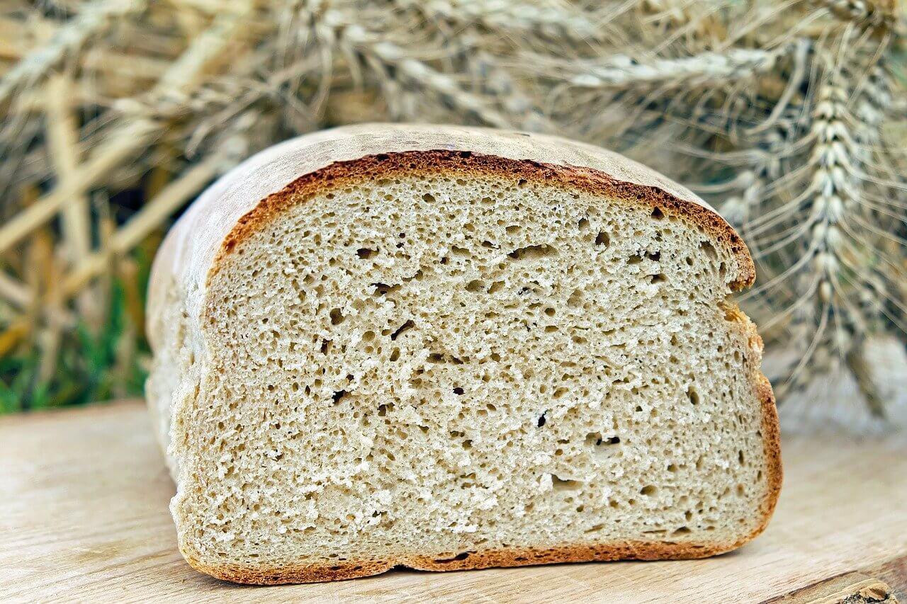 homemade farmhouse bread recipe