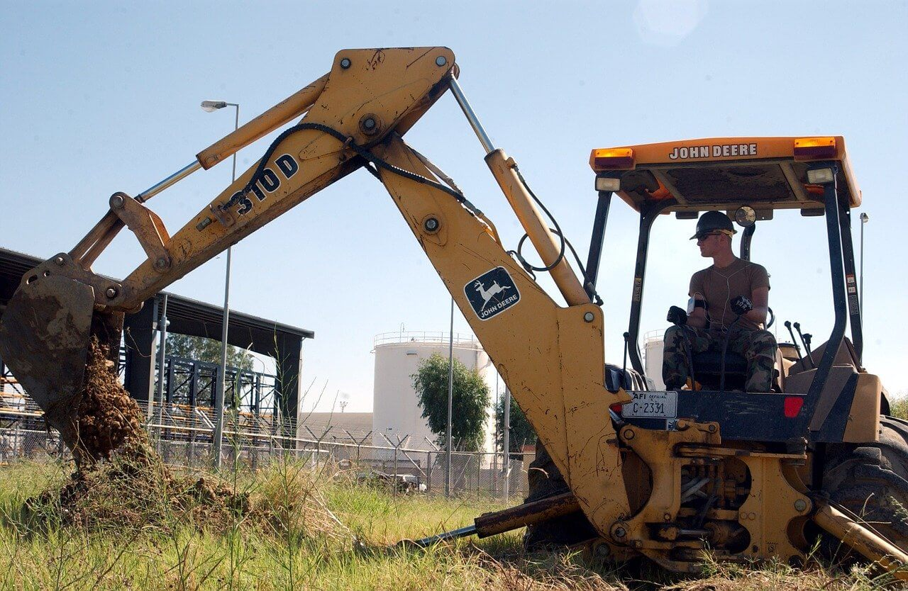 what to look for when buying a used backhoe