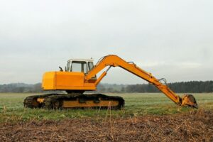 what does an excavator look like