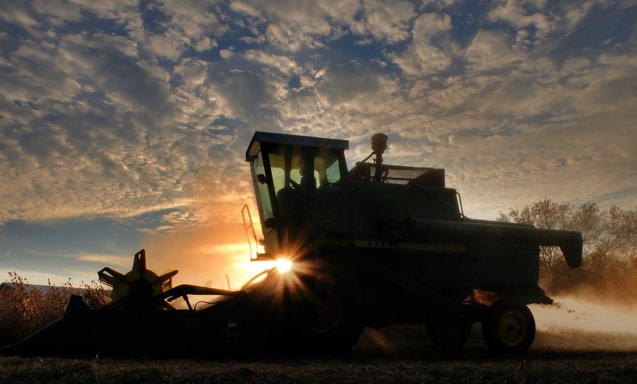 how to choose the right combine harvester