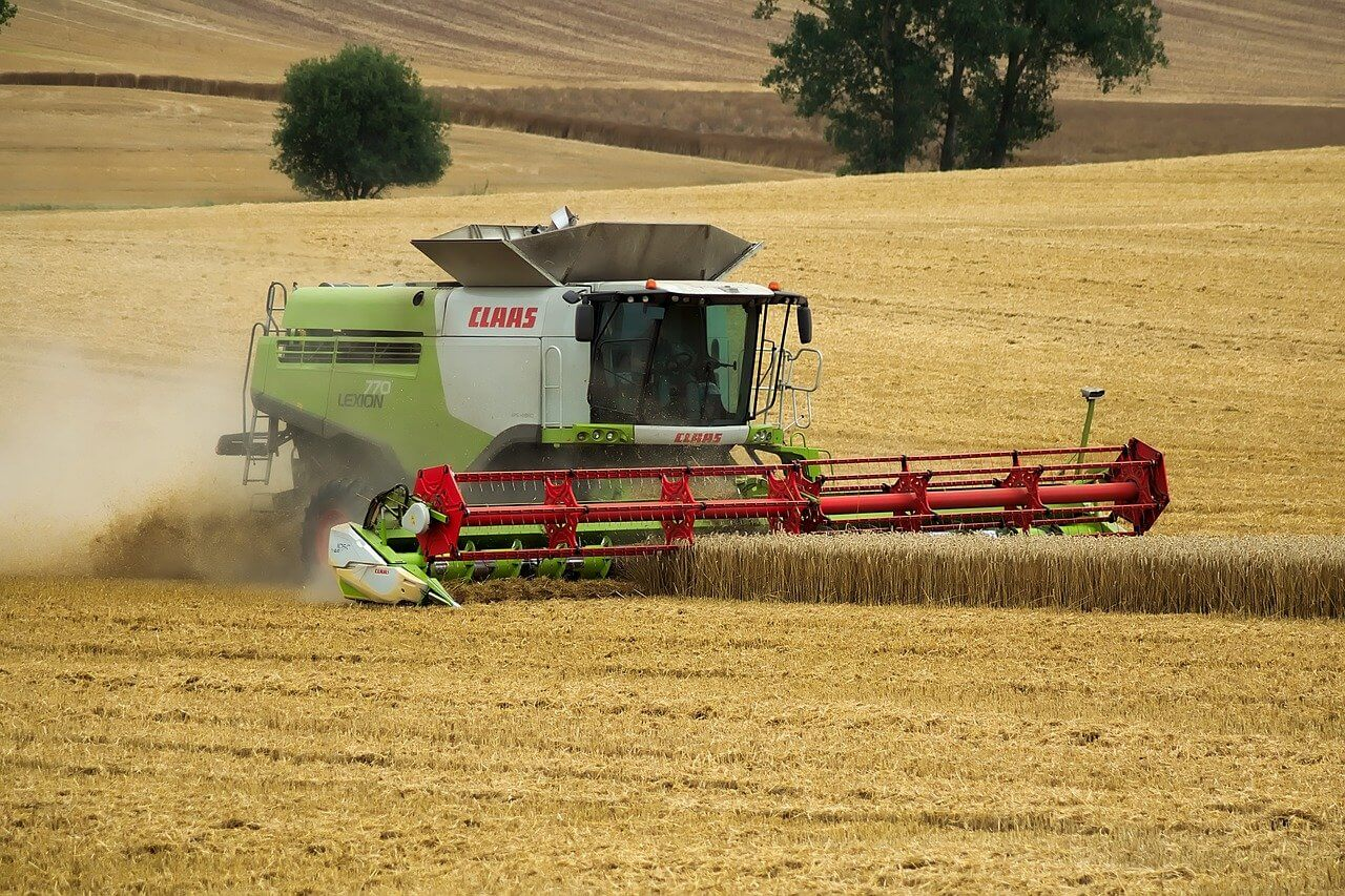 what is a combine used for on a farm