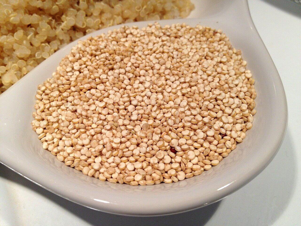 storing your quinoa