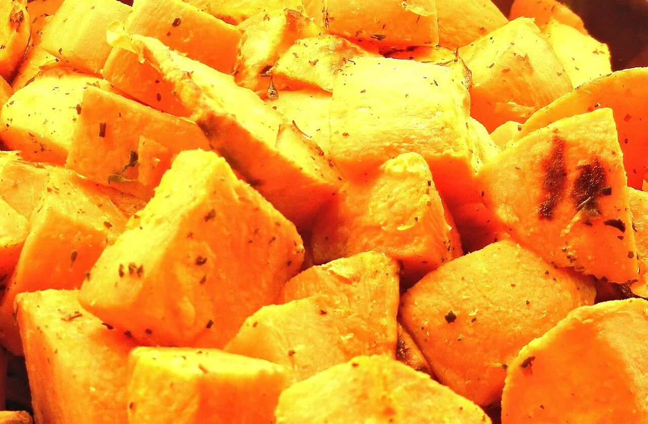 how do i prepare sweet potatoes for dogs