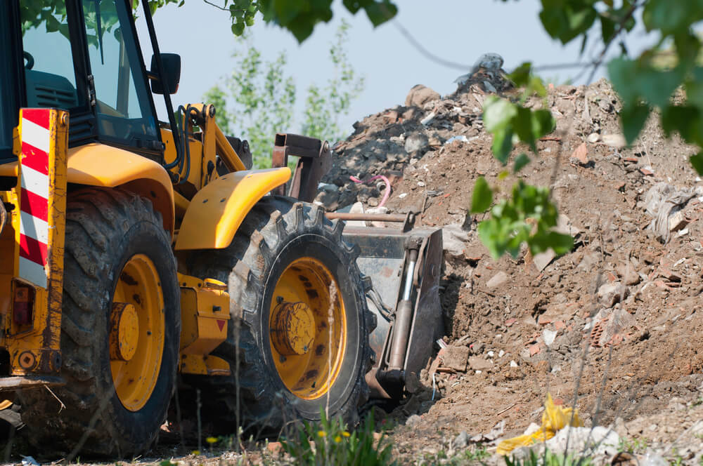 can you rent a front end loader