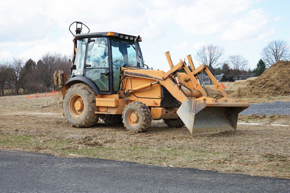 how much can a front end loader lift
