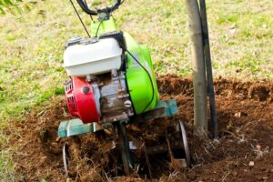 what is the difference between a tiller and a cultivator