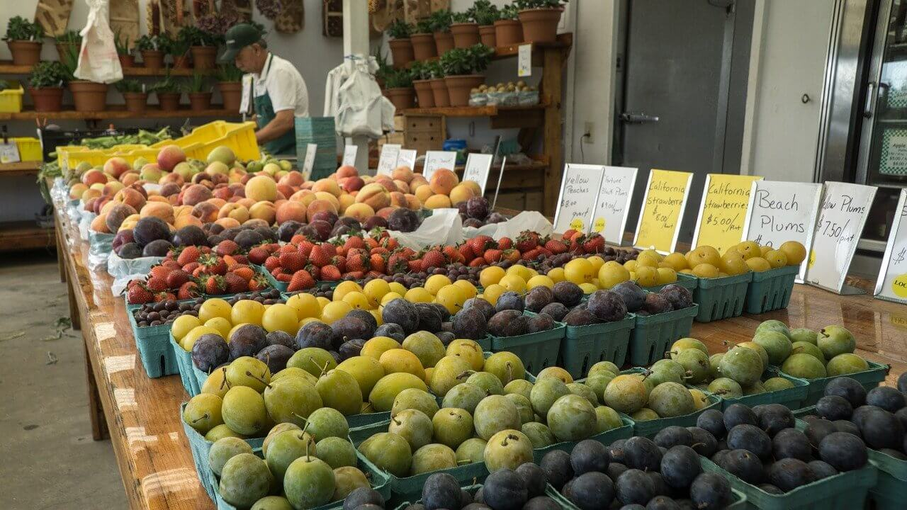 how to manage a farmers market
