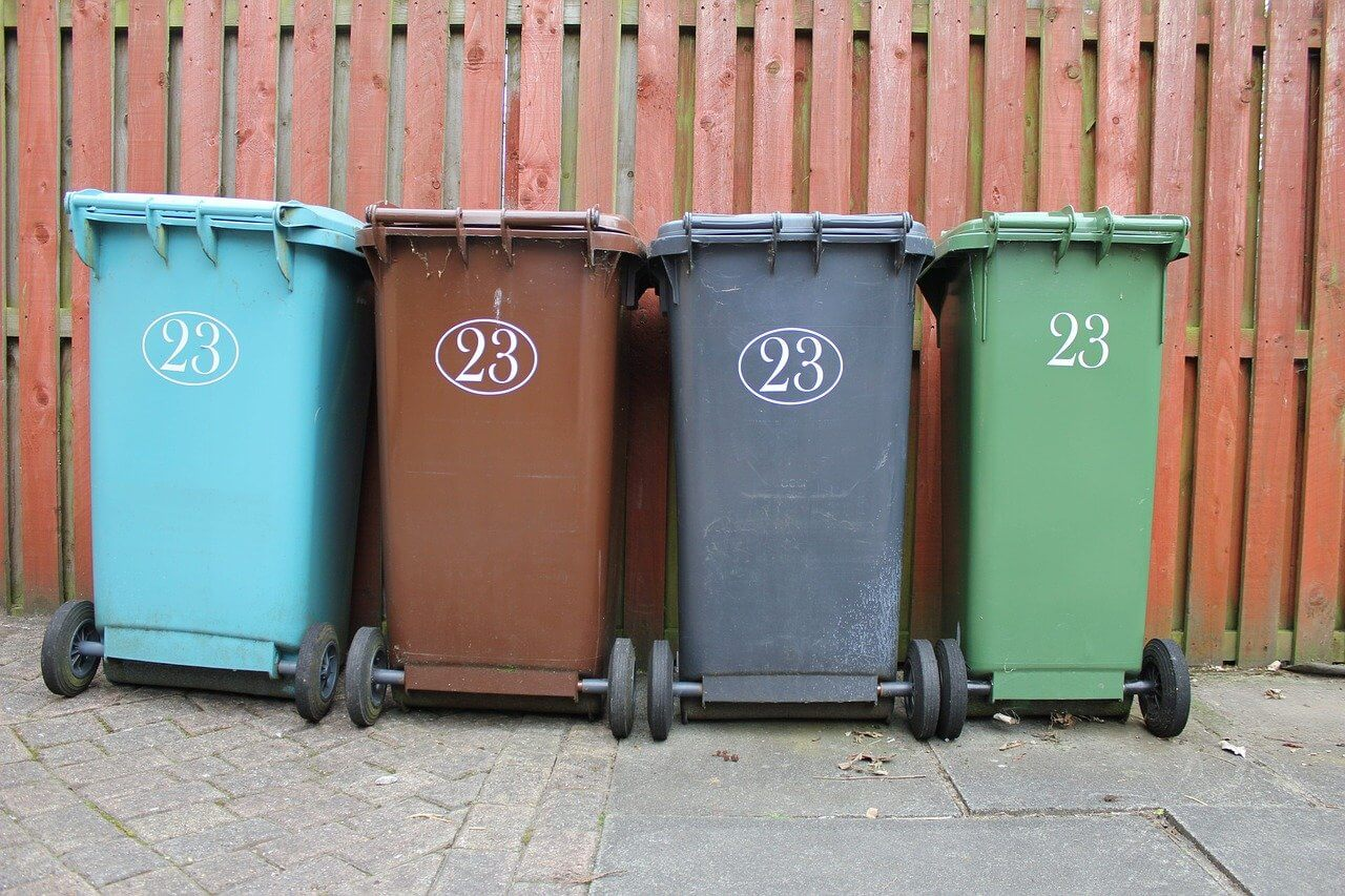 how to recycle plastic containers from motor oil and farm chemicals
