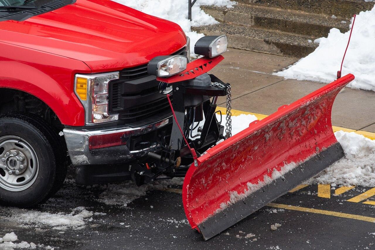 How well do UTV snow plows work