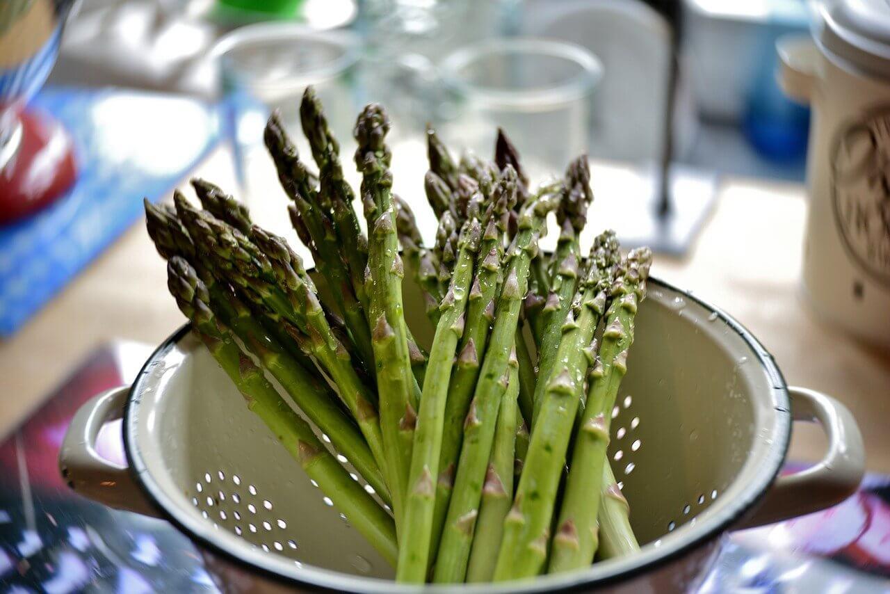 how can I can asparagus