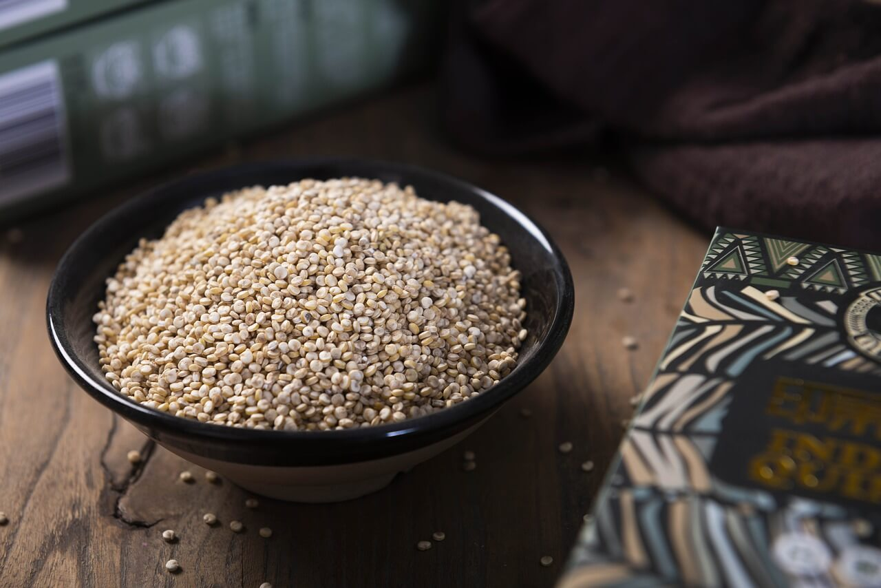 how to rinse quinoa without strainer