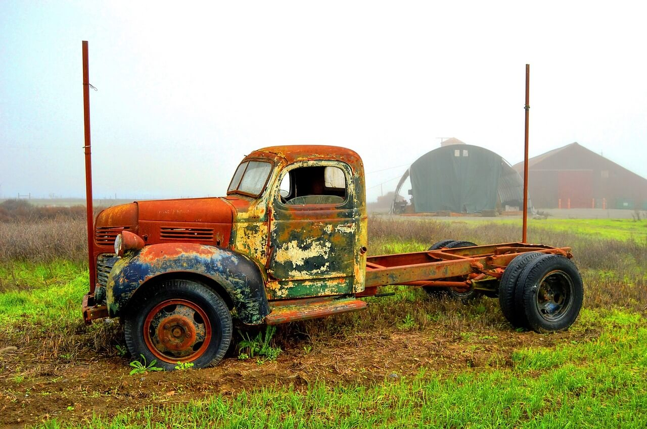 is it worth restoring an old truck