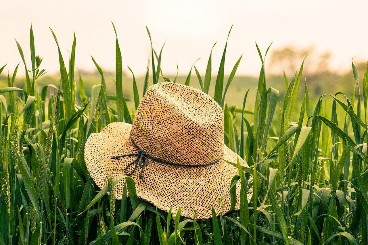 how to make a sliding knot for farm hat